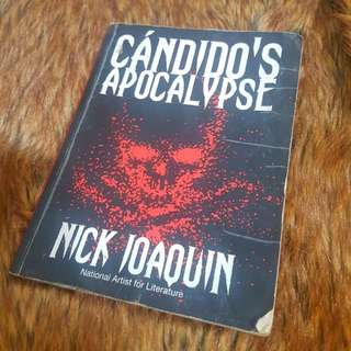 Candido's Apocalypse by Nick Joaquin