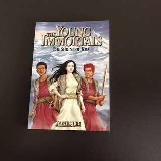 The Young Immortals by James Lee