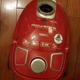 Rowenta 1900w吸塵機