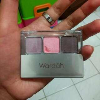 Eyeshadow Wardah Seri B Dan Seri I