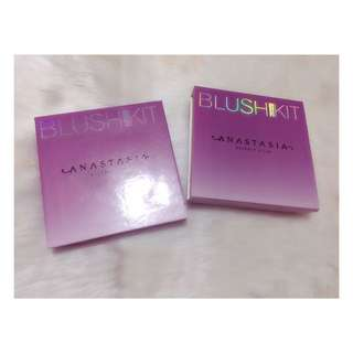 Anastasia blush kit