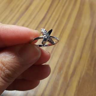 18K White Gold Ring(non nego)