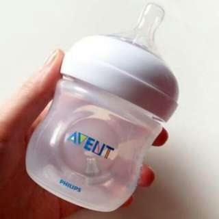 Avent 4 oz bottles twin pack