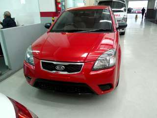 KIA RIO PRIDE MERAH GRESS NIK 2011 MANUAL