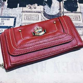 Son Altesse Sophie Red Purse