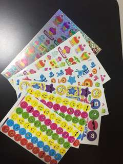Rewards Stickers 🥇🏅
