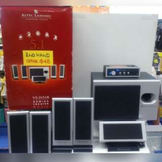 [Used]Audio system Altec Lansing