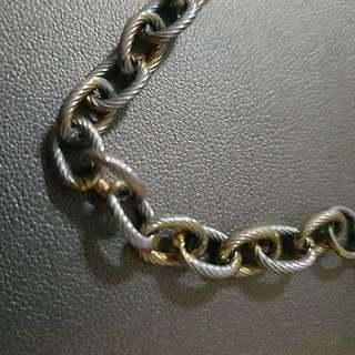 Fjord Stainless Steel Bracelet              ( Length Approx.21cm)