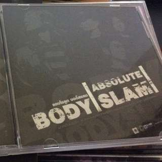 NM Bodyslam thai rock band cd absolute best of