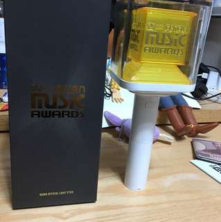 出售2017 Mnet Asian Music Awards MAMA 官方應緩棒 Light stick