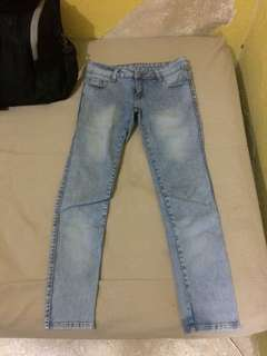 A|X Jeans Light Blue