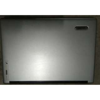 Acer TravelMate 3716 faulty spoilt laptop Intel Centrino 1GB DDR2 RAM 60GB HDD ATI graphic
