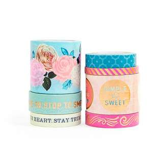 Antique Street Washi Tapes by Craft Smart