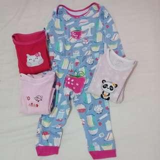 Pajamas Baju Tidur Baby