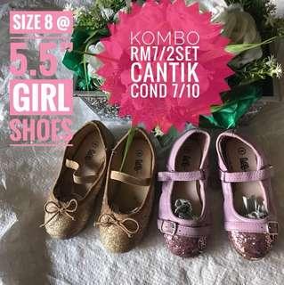 Kombo🎉🎉Baby Shoes