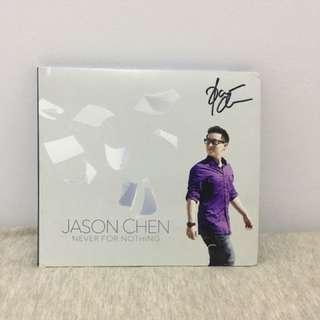 Jason Chen CD Album