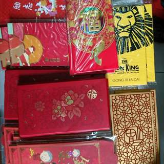 Red packets ang bao bundle clearance