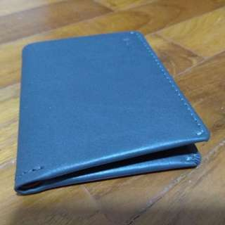 Bellroy Charcoal Slim Sleeve Wallet (Brand New)