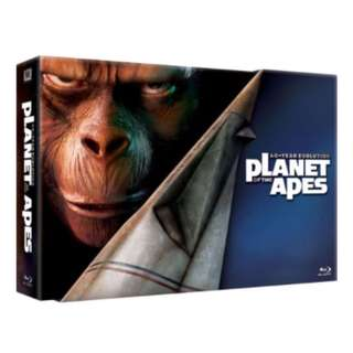 Planet of the Apes 40th Anniversary 5 discs Collector's Set
