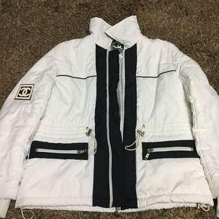 Chanel Sweater Jacket