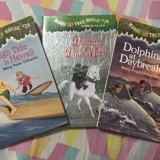 Magic Tree House Books!!!!