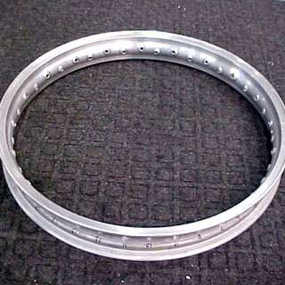 "21"" shouldered alloy rim 40 holes brand new"
