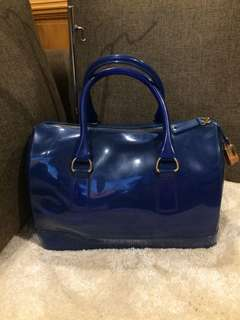 Authentic Furla Jelly doctor's bag