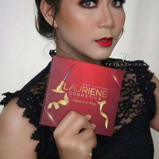 Lauriene Cosmetics Palette