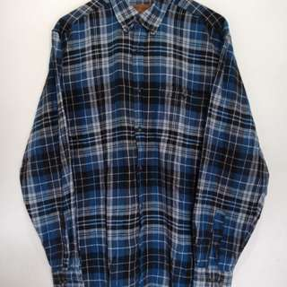 Kemeja flanel faded glory