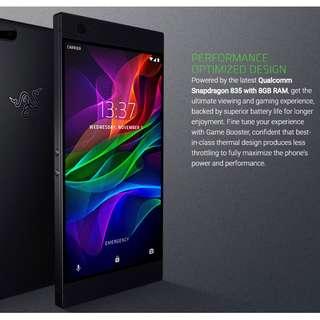 [BNIB] Razer Phone 64GB (8gb RAM)