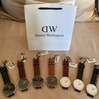 Daniel Wellington Watches For SALE