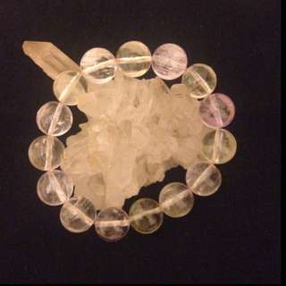 水晶小店 - 紫鋰輝