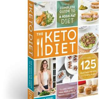 eBook - The Keto Diet by Leanne Vogel