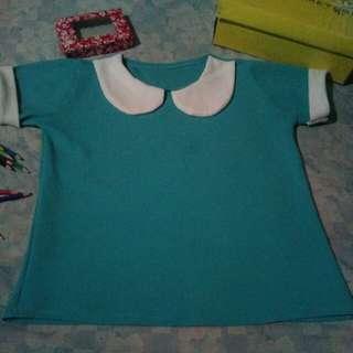 Blue YayaDub Shirt