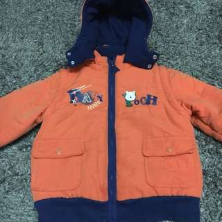 Winter Jacket Disney