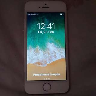 FS:RUSH IPHONE 5S (gpplte)