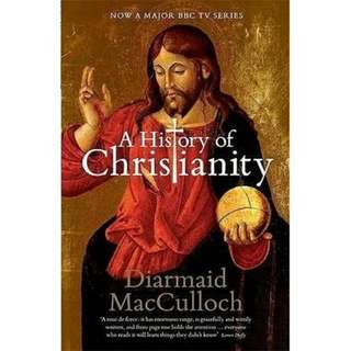 eBook - Chriatianity: The First Three Thousand Years by Diarmaid MacCulloh