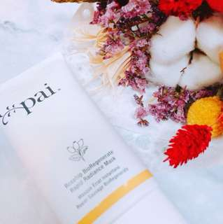 Pai-Rosehip Bioregenerate Rapid Radiance Mask(75ml)