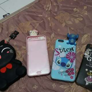 Softcase oppo a57