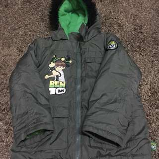 Winter jacket BEN10