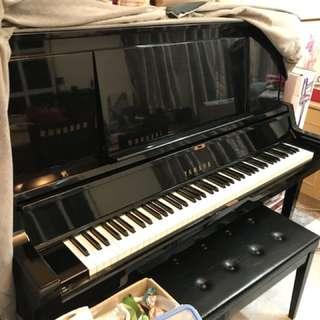 Authentic Yamaha Piano