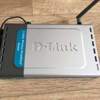 Router (DI-614)