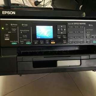 Epson 3 in 1 Printer