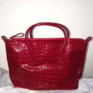 Elizabeth Arden Red Bag