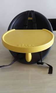 Beaba babyboost booster seat