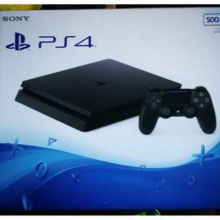 PS4 Slim 500gb CUH-2006A