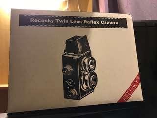 Recesky Twin Lens Reflex Camera