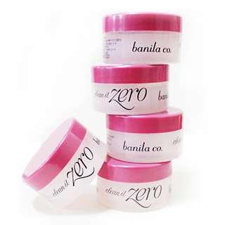 Banila Co Clean It Zero 7g - Pink