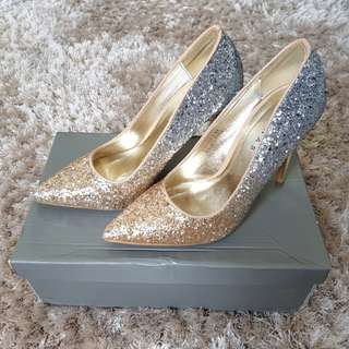 Ananas Sparkle Heels