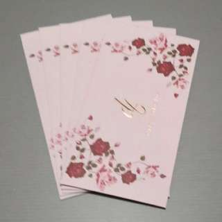 2018 Dressabelle Red Packet / Ang Bao - 5pcs / pkt